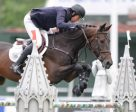 Jack Hardin Towell Jr. and Lucifer V won the RBC Capital Markets Cup. Photo by Spruce Meadows Media Services