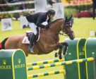 Eric Lamaze and his Rio Olympic mount, Fine Lady 5, scored their second win of the week in Aachen, Germany, taking victory in the €100,000 Prize of North Rhine-Westphalia on Friday, July 15. Photo by Arnd Bronkhorst Photography