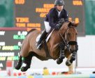 Kent Farrington and Gazelle won the $375,000 Pan American Cup at the Spruce Meadows Pan American. Photo by Spruce Meadows Media Services