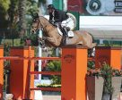 Eric Lamaze and Fine Lady 5 won a bronze medal at the Rio Olympic Games. Photo by Sportfot