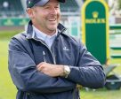 2016 Olympic bronze medalist and Rolex Testimonee Eric Lamaze at the Spruce Meadows 'Masters' tournament in Calgary, Alberta, Canada. Photo by Kit Houghton/Rolex