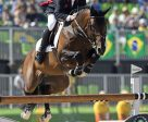 Nick Skelton and Big Star, individual gold medalists at the 2016 Rio Olympic Games, headline international show jumping competition at the Royal Horse Show, held as part of The Royal Agricultural Winter Fair, from November 4 to 13, 2016. Photo by Cealy Tetley