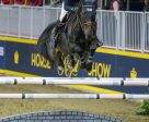 Germany's David Will riding Calista topped the $50,000 Weston Canadian Open at the CSI4*-W Royal Horse Show on Friday, November 11, in Toronto, ON. (Ben Radvanyi Photography)