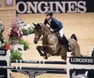 Scott Brash and Hello M'Lady topped the eighth leg of the Longines FEI World Cup™ Jumping 2016/2017 Western European League at Olympia, London (GBR) this evening. Photo byFEI/Richard Juilliart