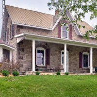 $1,190,000 for Century Home on 100 Acres Almonte ON