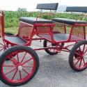 New Custom made Carriage - Trail Buggy
