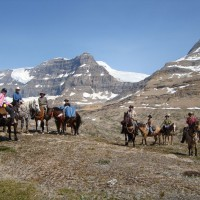 BLUE CREEKS' TRAIL RIDING/PACKING/TRAINING CLINIC