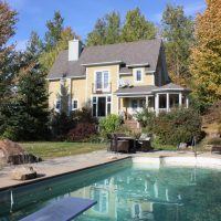 Special Private Lodging in Bromont Qc