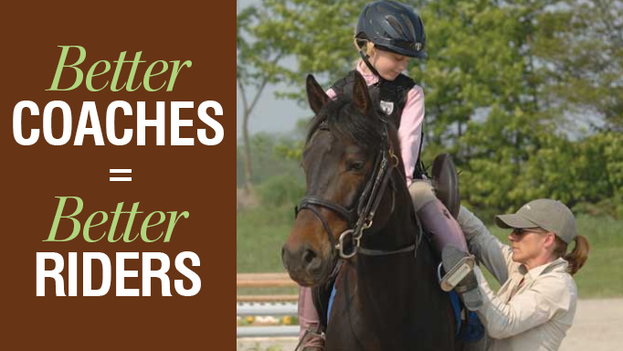 Thumbnail for Better Coaches = Better Riders