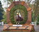 Colleen Loach and Freespirit take third place in the CCI2* at the Dutta Corporation Fair Hill International, October 16-20 in Elkton, MD. Photo byStockImageServices.com