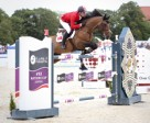Derin Demirsoy and Harry K produced a pivotal second-round clear to put the Turkish team on the road to victory at the fourth leg of the Furusiyya FEI Nations Cup™ Jumping Europe Division 2 League in Sopot, Poland today. Photo by FEI/Monika Chrzan