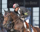 For the first time in 18 years, the Canadian Show Jumping Team will compete at CHIO Aachen, Germany, from July 11 to 20. Riding as an individual, Canada's Eric Lamaze won the Rolex Grand Prix of Aachen in 2010 riding Hickstead. Photo by Frank Papelard, R&B Presse