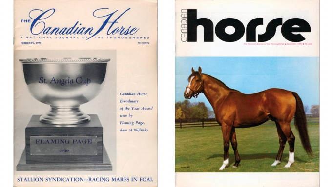 Thumbnail for 50 Years of Canadian Thoroughbred Magazine
