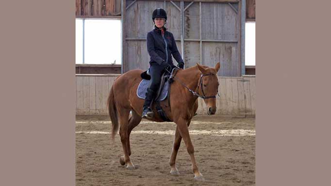 Thumbnail for Give Your Horse a Turning Tune-Up