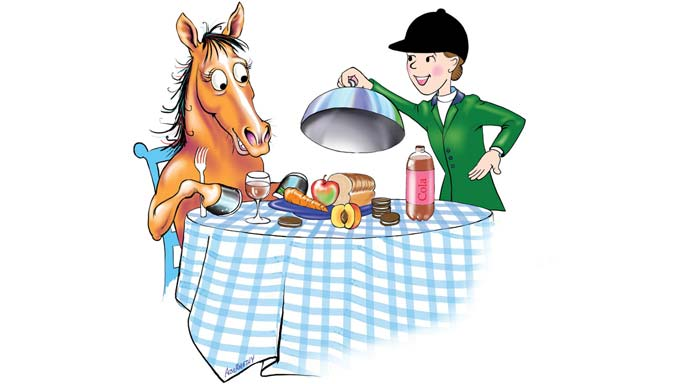Thumbnail for What NOT to Feed Your Horse