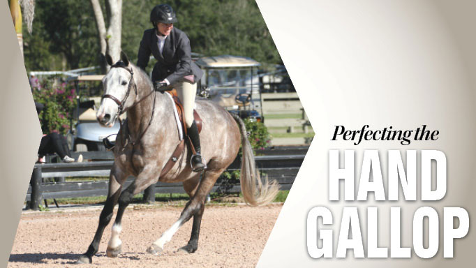 Thumbnail for Perfecting the Hand Gallop with Ryan Roy
