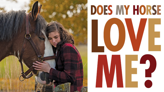 Thumbnail for Does My Horse Love Me?