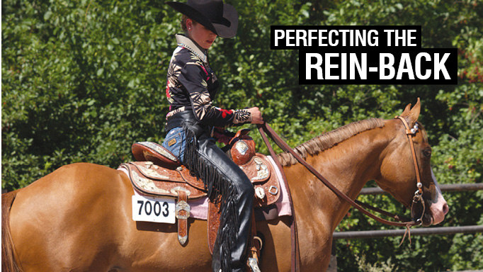 Thumbnail for Perfecting The Rein-Back