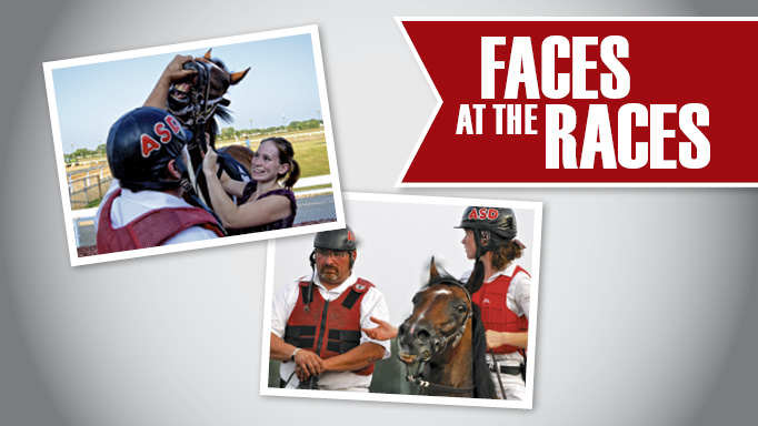 Thumbnail for Faces At The Races: Joey Barabash