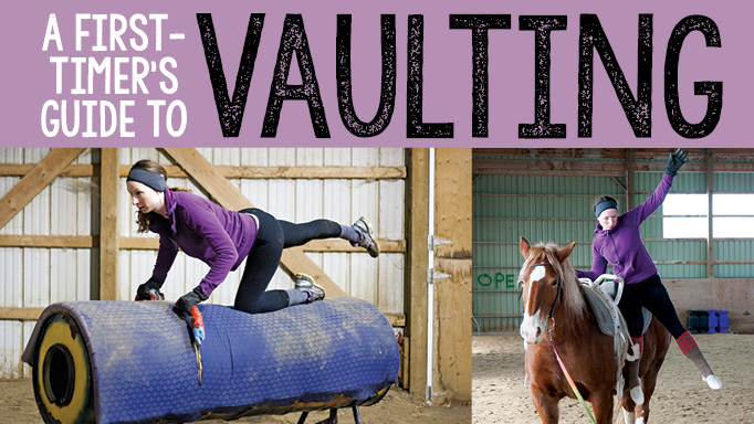 Thumbnail for A First-Timer's Guide to Vaulting