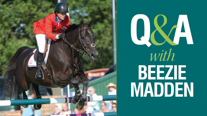 Thumbnail for Q&A – with Beezie Madden, the world's leading lady rider