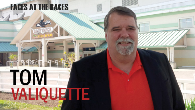 Thumbnail for Faces at the Races: Tom Valiquette