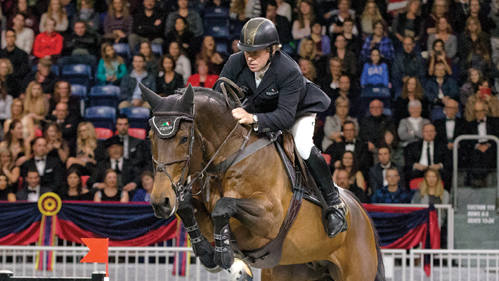 Thumbnail for Nick Skelton: Staying the Course