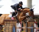 Samuel Parot and Couscous van Orti won the $35,000 Illustrated Properties 1.45m CSI 5* at the Winter Equestrian Festival. Photo by Sportfot