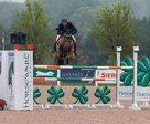Ian Millar and Dixson topped an eight-horse jump-off to win the $50,000 CSI2* Jumper Classic, presented by Horseware, on Sunday, May 21, at the Caledon Equestrian Park in Caledon, ON. Photo by Ben Radvanyi Photography