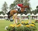 Keean White of Rockwood, ON led Canada to a third place finish aboard For Freedom Z in the $600,000 MXN CSIO 4* FEI Nations' Cup™ held May 5, 2017 at the CSIO 4* Coapexpan in Xalapa, MEX. Photo by Anwar Esquivel