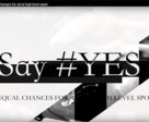 IJRC launched the #YES campaign to fight against pay-to-play
